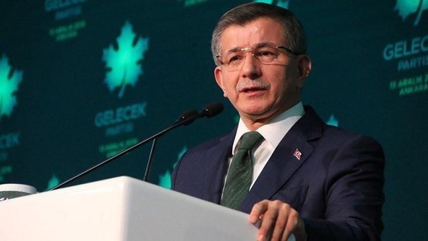 Ahmet Davutoğlu, FETÖ'nün AK Parti'deki siyasi ayağını açıkladı