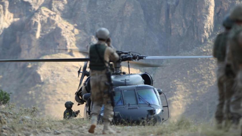 Hakkari'de 'Yıldırım-2 Cilo Operasyonu' başlatıldı