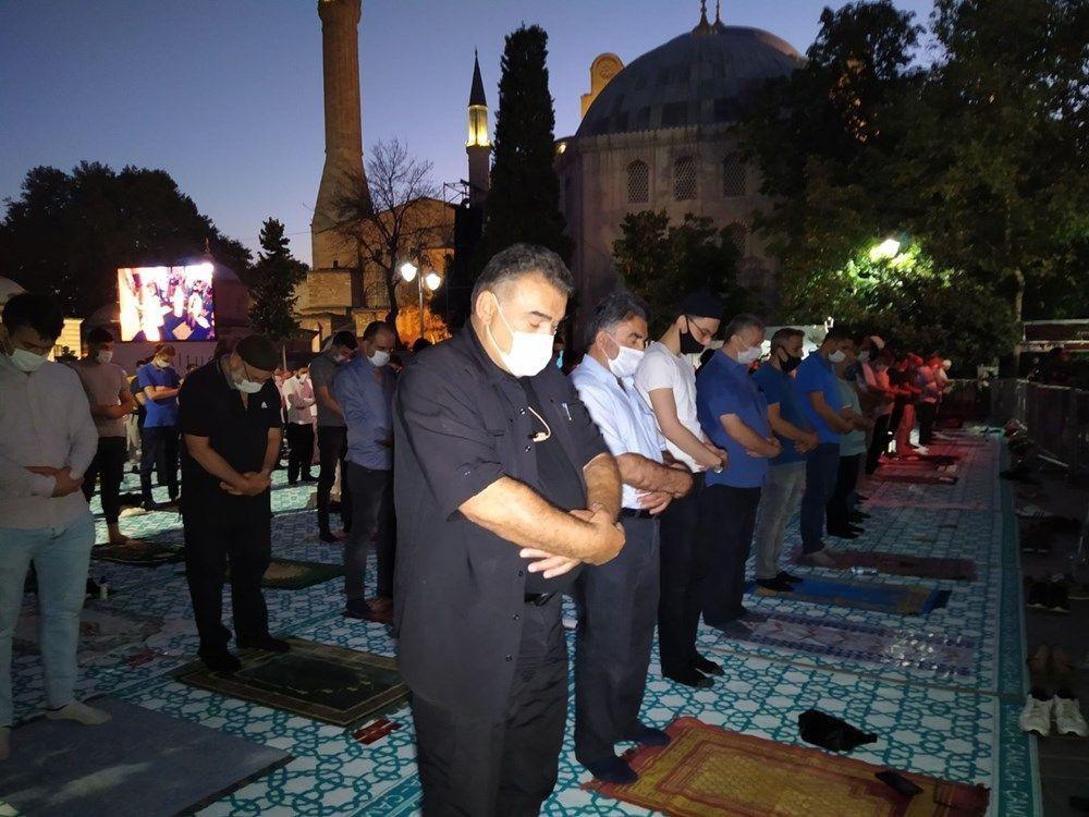 Ali Erbaş'ın Ayasofya'nın minberine yine kılıçla çıktı ! - Sayfa 3