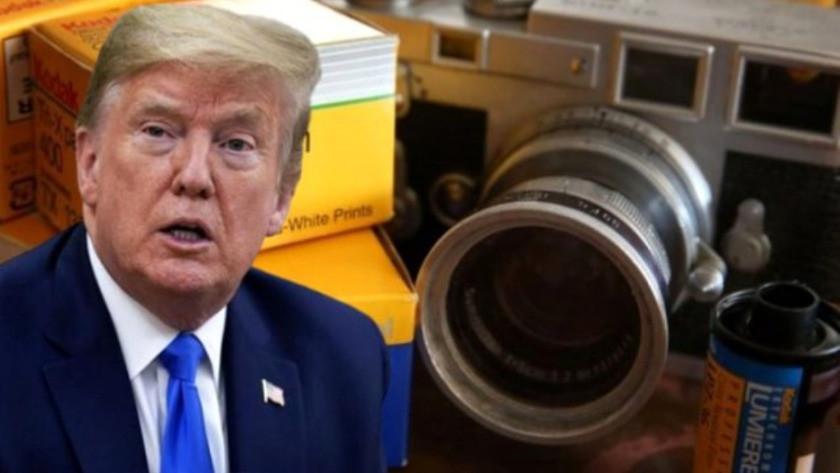 Trump'ın teklifi Kodak'ın hisselerini uçurdu !