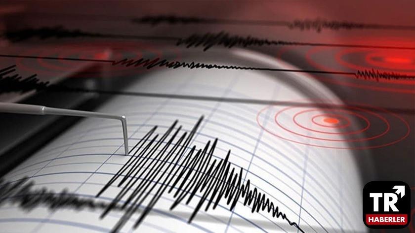 Akdeniz'de korkutan deprem meydana geldi