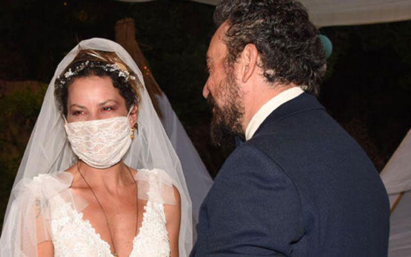 Yıldız Asyalı Kerem Saka çiftinin 30 günlük evliliği olaylı bitti! Eşi sürükleyerek evden attı! - Sayfa 1