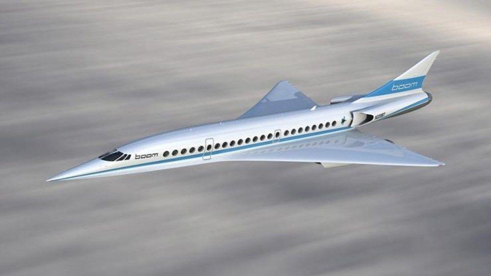 Süpersonik jet ile 9 saatlik yok 3 buçuk saate inecek ! - Sayfa 2