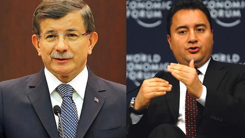 O anket şirketi Davutoğlu ve Babacan'ın oy oranlarını açıkladı !