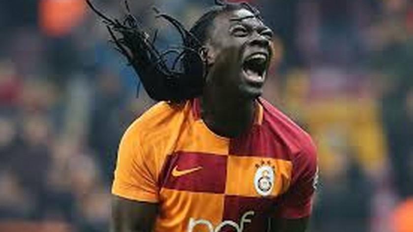Galatasaray'ın eski golcüsü Gomis'ten heyecanlandıran paylaşım