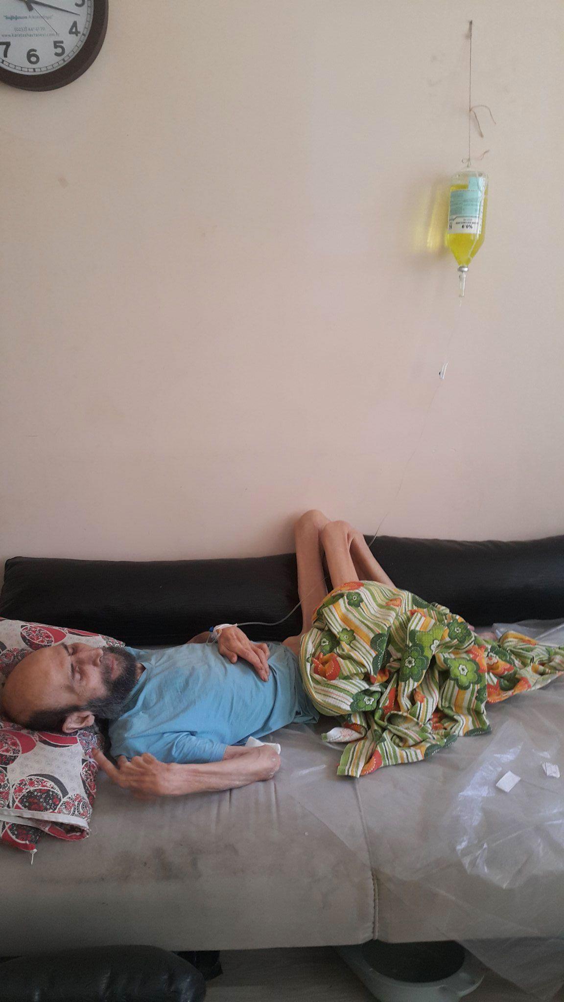 Cemil Uğurtan Sayıner'in son fotoğrafı görenlerin yüreğini sızlattı - Sayfa 1