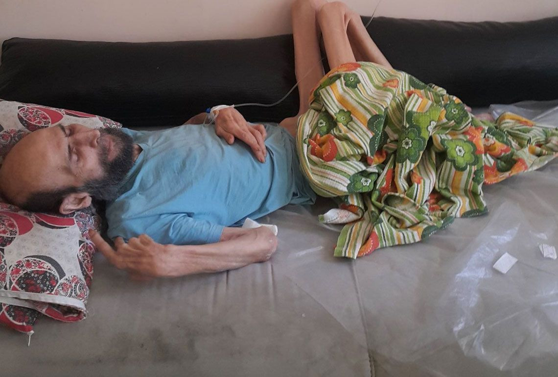 Cemil Uğurtan Sayıner'in son fotoğrafı görenlerin yüreğini sızlattı - Sayfa 4