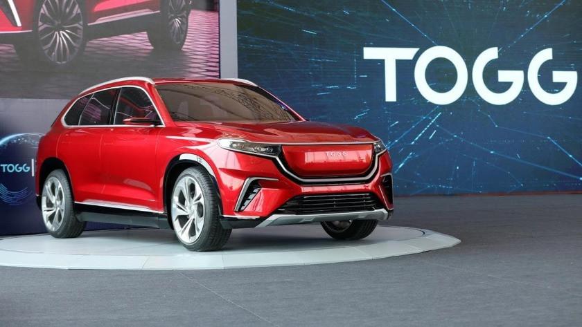 TOGG CEO'su yerli otomobilin ticari marka ismini açıkladı