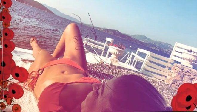 Gülben Ergen'in bikinili paylaşımı sosyal medyayı salladı - Sayfa 4
