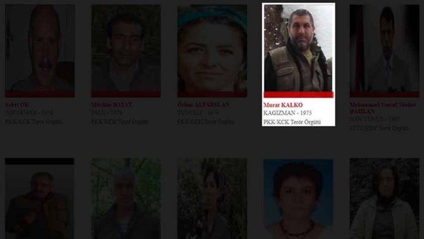 PKK'nın sözde Hakurk sorumlusu etkisiz hale getirildi