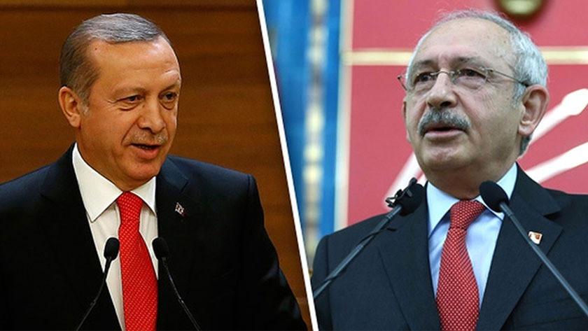 Cumhurbaşkanı Erdoğan'dan Kemal Kılıçdaroğlu'na tazminat davası!