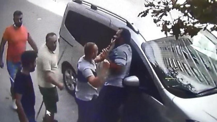 Bakkal kıza sarılıp taciz etti mahalle ayağa kalktı
