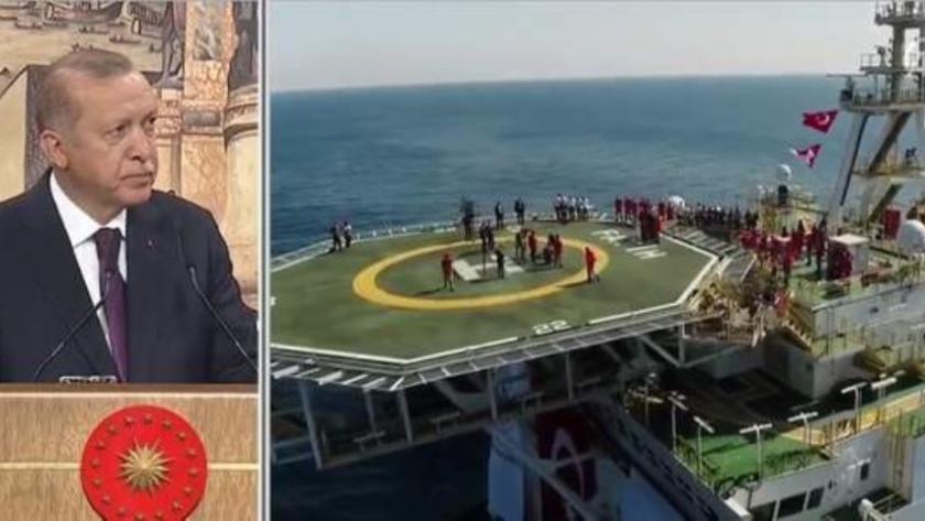 Günlerdir beklenen 'müjde' açıklandı: Karadeniz'de doğal gaz keşfedildi !
