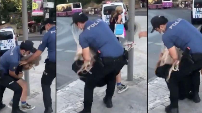 Kadıköy'deki gözaltı uygulamasındaki polisler göreve iade edildi