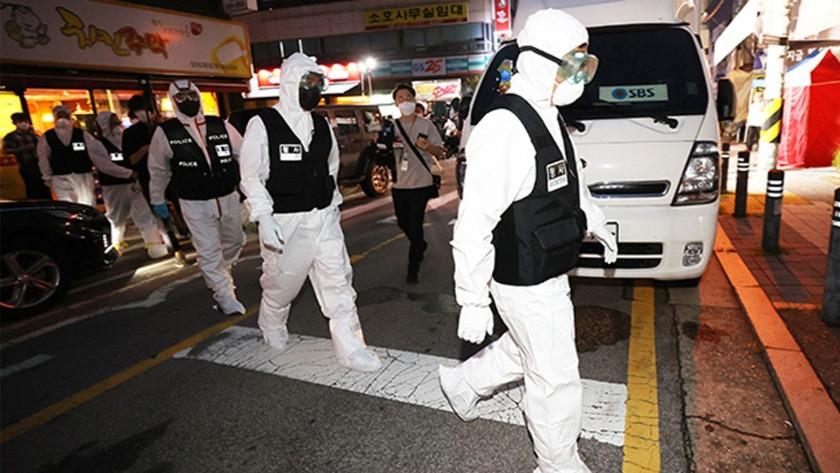 Güney Kore'de Covid-19 kısıtlamaları geri getirildi