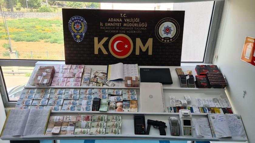 Adana'da 'kredi kartı' çetesine operasyon: 19 gözaltı