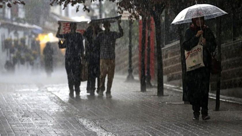 Giresun için şiddetli sağanak yağış uyarısı