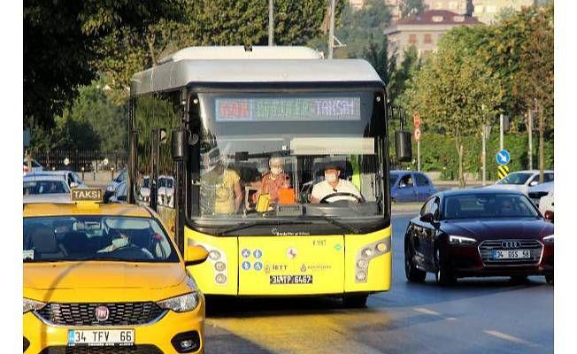 Cumhurbaşkanı Erdoğan yasaklamıştı! İstanbul'da sosyal mesafesiz ayakta yolculuk - Sayfa 3