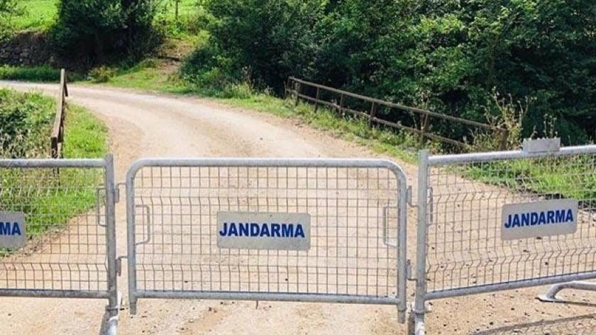 Çanakkale'de 2 köy karantina altına alındı
