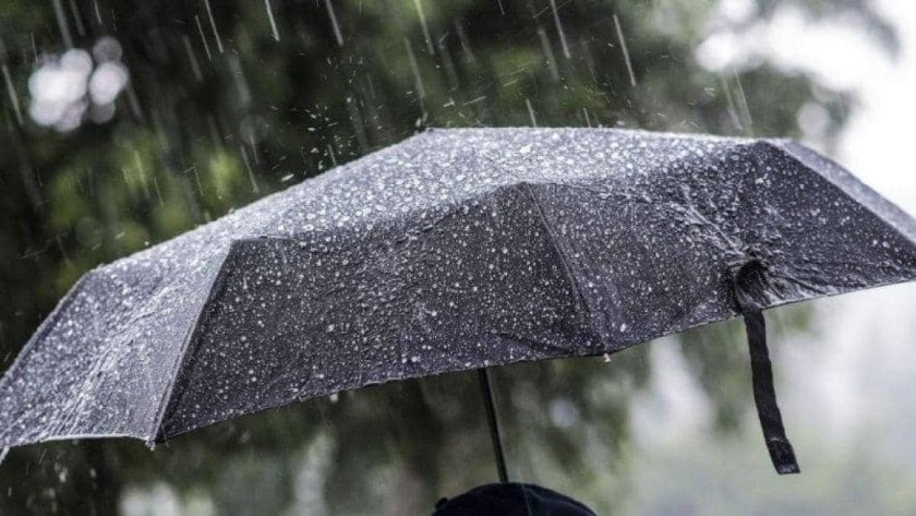 Bugüne dikkat! Meteoroloji'den bu bölgeler için sağanak yağış uyarısı