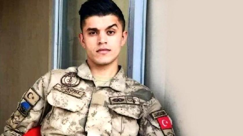 Nevşehir'de izne gelen Uzman Çavuş sokak ortasında intihar etti