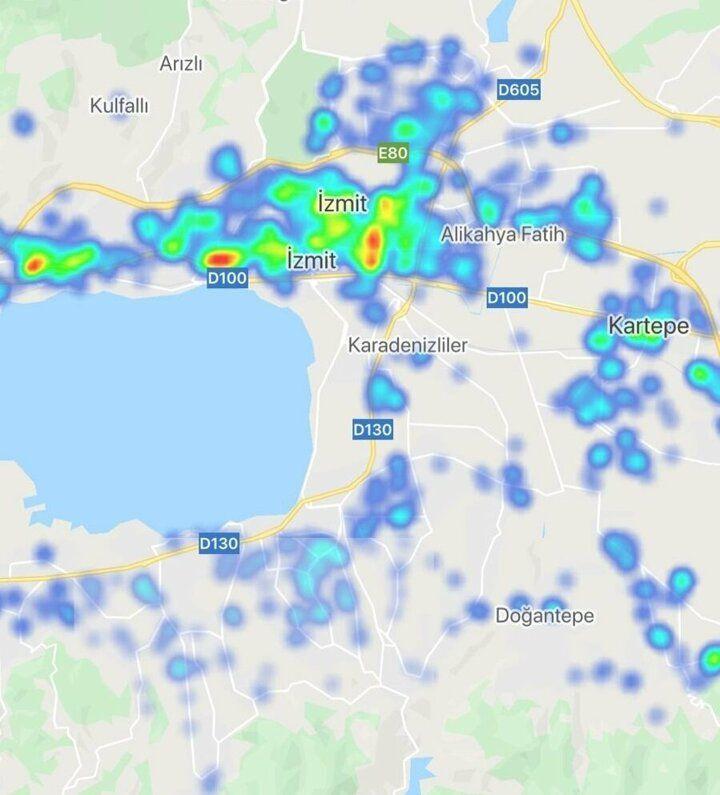 İşte il il koronavirüs yoğunluk haritası ! - Sayfa 2