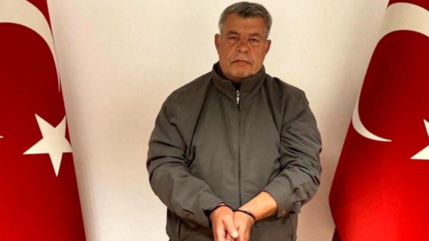PKK mensubu İsa Özer, MİT'in operasyonu ile Türkiye'ye getirildi