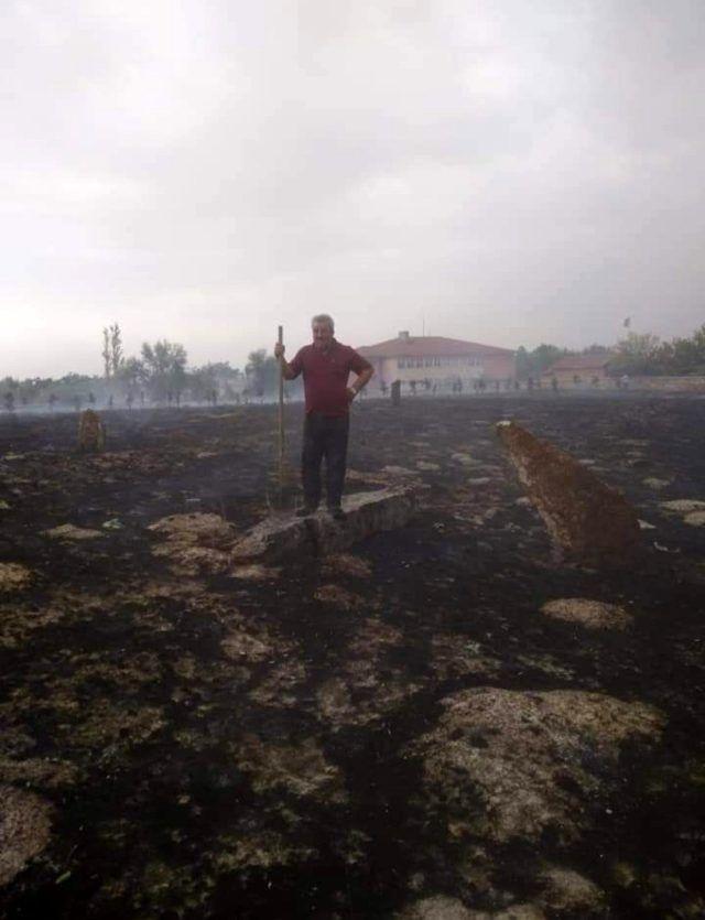 Ankara'daki kum fırtınasının ardından oluşan görüntü ! - Sayfa 4