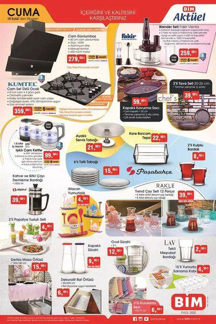 BİM Aktüel ürünler kataloğu 18 Eylül 2020 - Sayfa 3