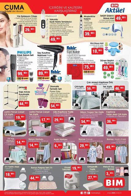 BİM Aktüel ürünler kataloğu 18 Eylül 2020 - Sayfa 4