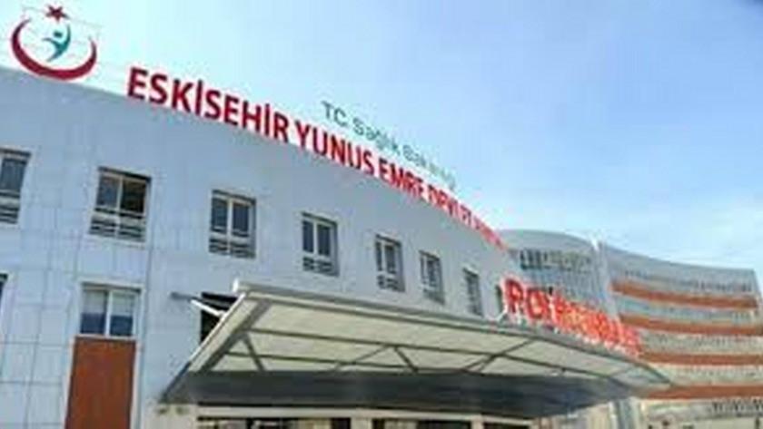 Eskişehir'de hastanede iğrenç taciz iddiası!