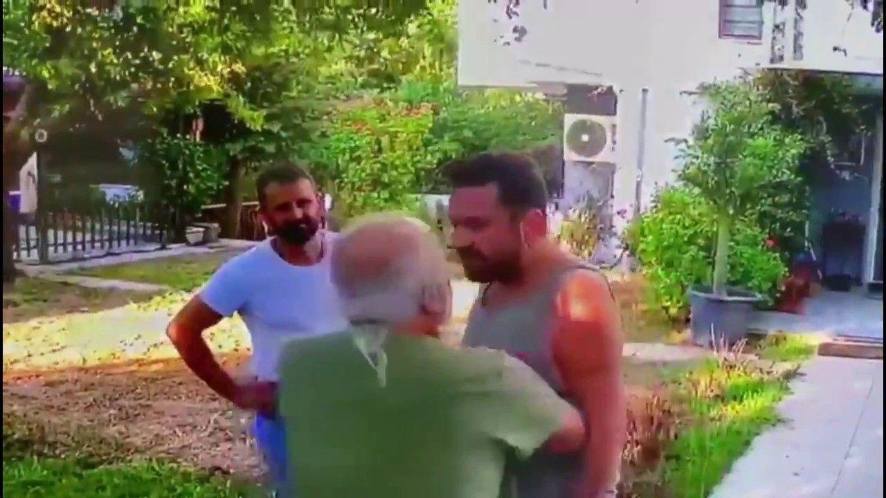Halil Sezai'nin kalp hastası 67 yaşındaki komşusunu tekme tokat dövdüğü görüntüler ortaya çıktı! - Sayfa 3