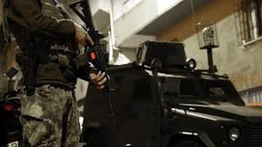 Hatay'da IŞİD'e yönelik operasyon!