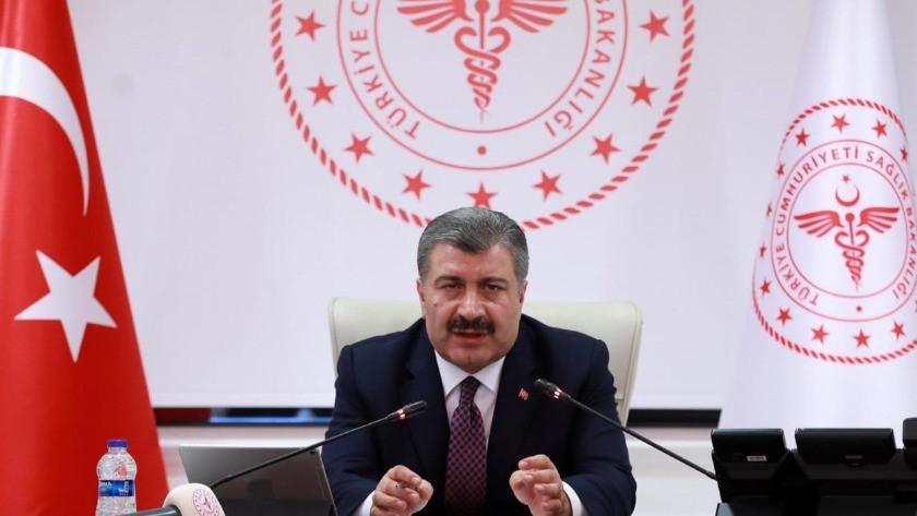 Ankara'daki sağlık çalışanlarına saldırı girişimi! Bakan Koca'dan flaş açıklama…