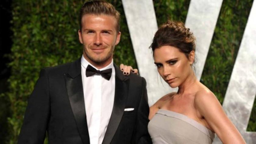 David Beckham, eşi Victoria Beckham'ın kalçaların görüntüsün paylaştı