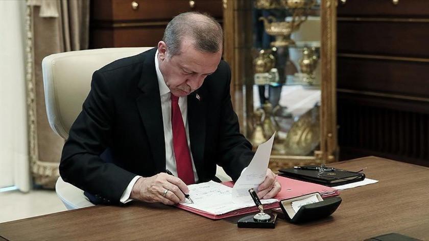 Cumhurbaşkanı Erdoğan 6 üniversite'ye yeni rektör atadı