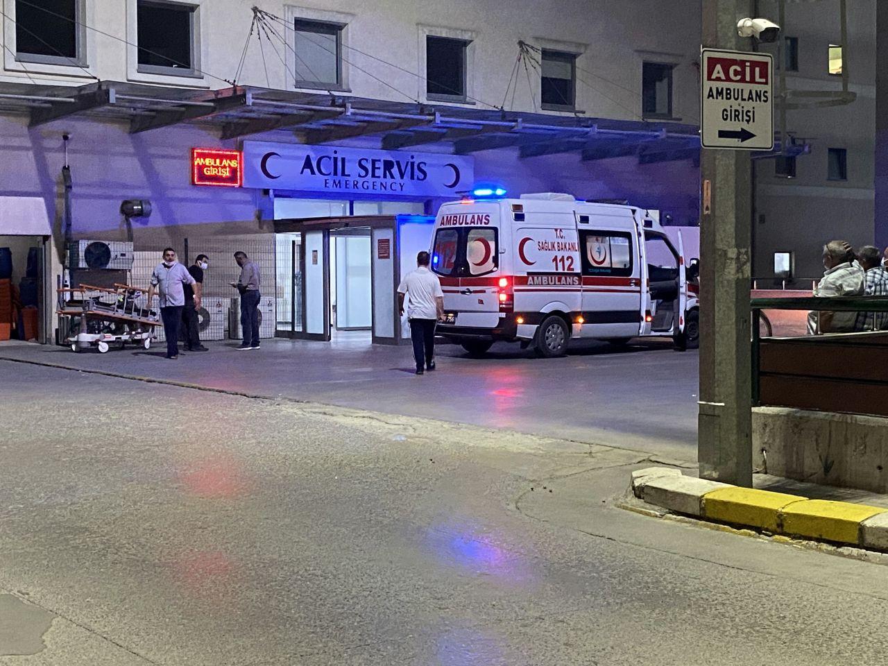 Sakarya'da sağlık çalışanına tekme, tokat ve makaslı saldırı - Sayfa 1