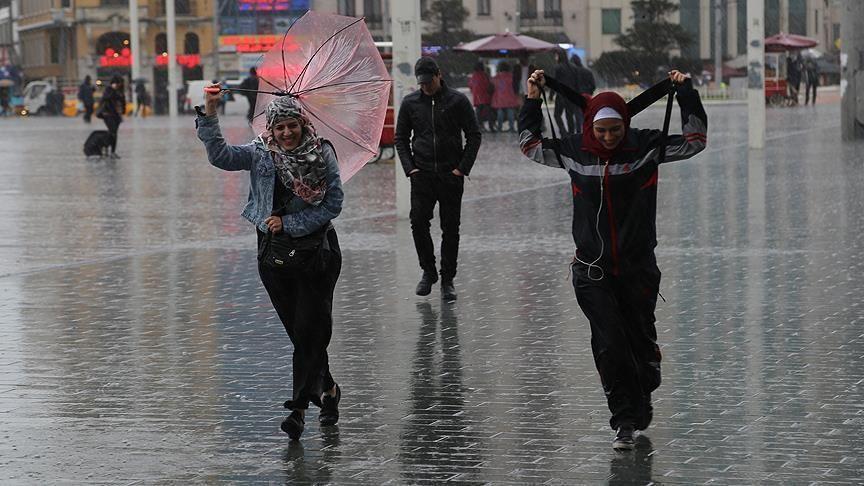 Meteorolojiden 14 il için sağanak yağış uyarısı! İşte 5 günlük hava tahminleri - Sayfa 4