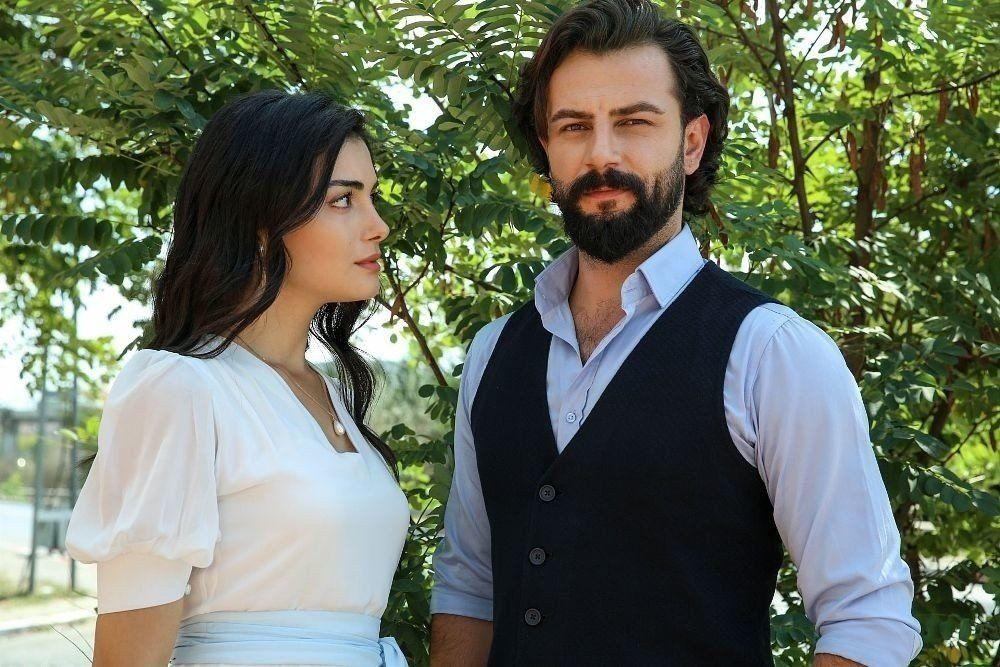 Yemin oyuncusu Gökberk Demirci'den Özge Yağız'a romantik mesaj - Sayfa 1