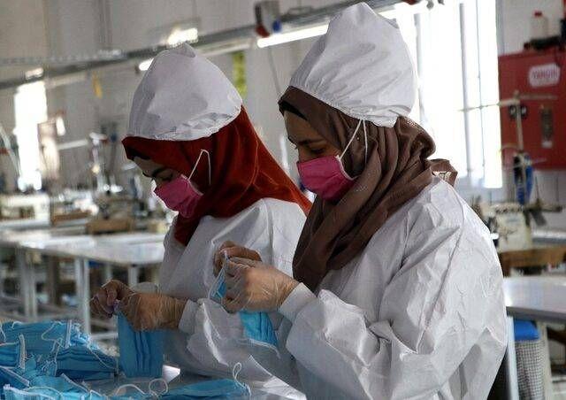 Bu maske koronavirüsü öldürüyor! Adanada seri üretime geçildi... - Sayfa 1