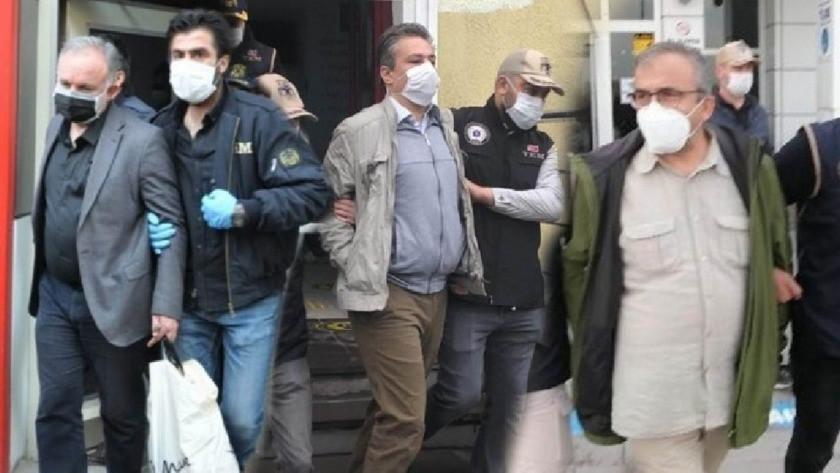 Kobani eylemleri soruşturmasında HDP'lilerin gözaltı süreleri 4 gün uzatıldı