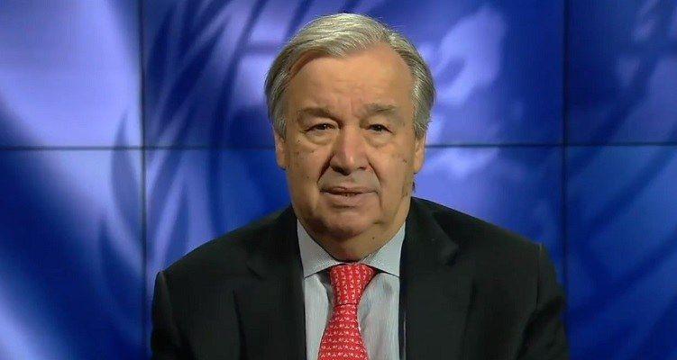 BM Genel Sekreteri: Kahreden bir dönüm noktasındayız - Sayfa 3