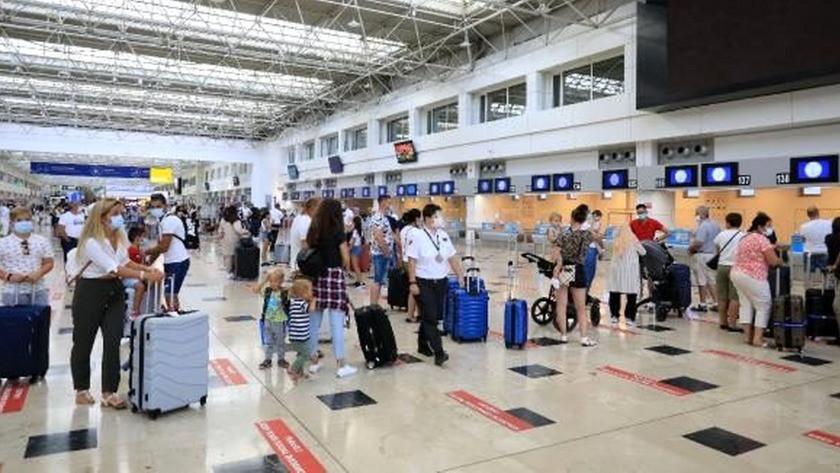 Dünyanın en çok turist ağırlayan illerinin başında Antalya geliyor