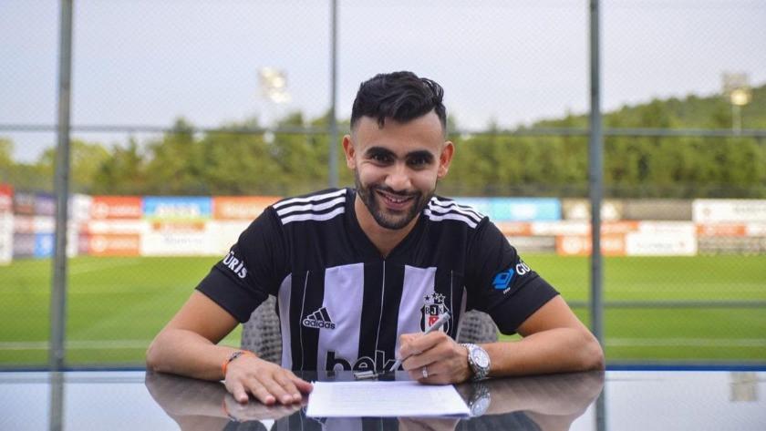 Beşiktaş, Leicester City'den Rachid Ghezzal'ı renklerine bağladı