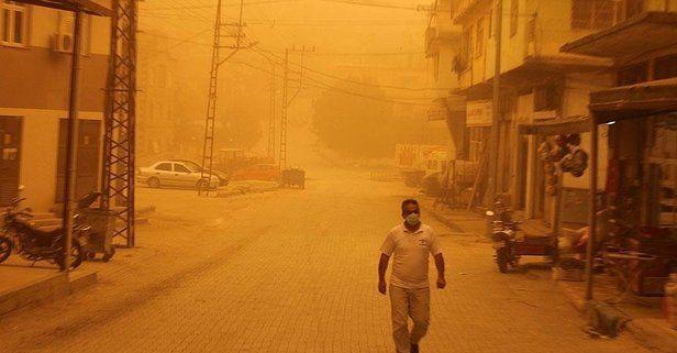 Meteoroloji'den o bölgelere toz taşınımı uyarısı! 6 Ekim hava durumu tahminleri… - Sayfa 1