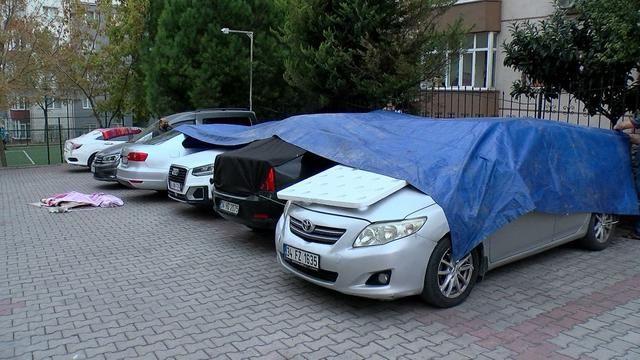 İstanbul'da araç sahipleri böyle önlem aldı - Sayfa 3
