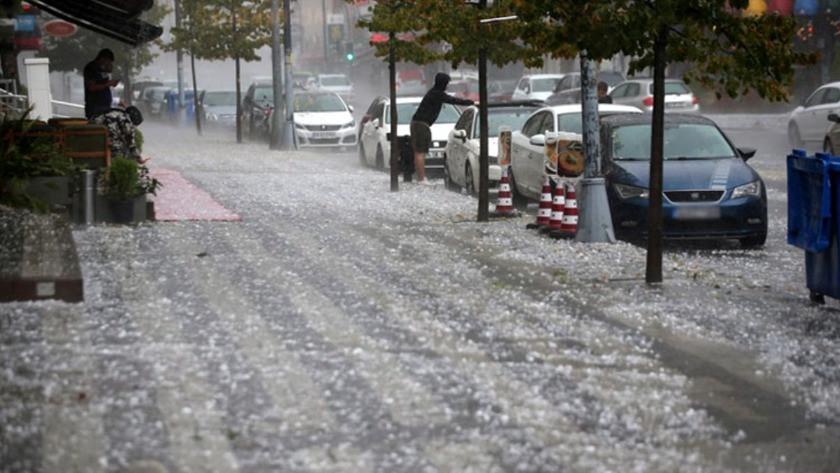 Sadece İstanbul değil! Meteoroloji'den 7 il için turuncu, 7 il için sarı kodlu uyarı