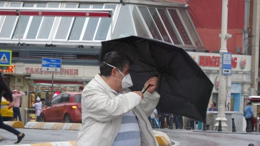 İstanbul için dolu tehlikesi devam ediyor mu?
