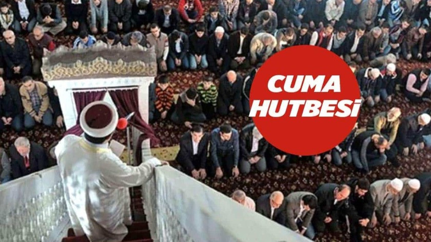 Cuma Hutbesi 9 Ekim 2020 - İşte Cuma Hutbesi'nin bu haftaki konusu