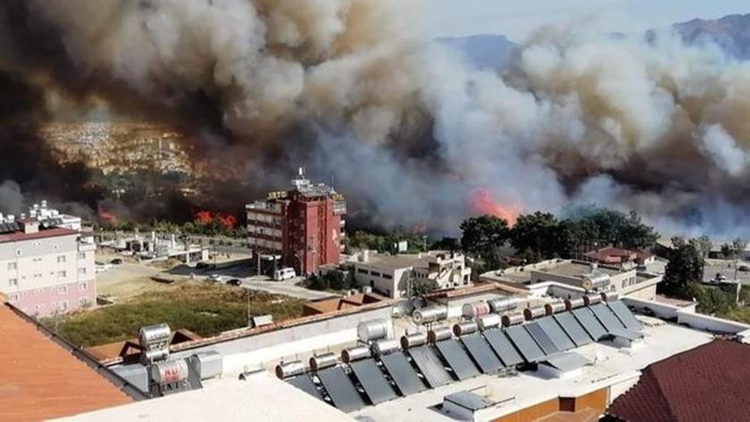 Bakan Pakdemirli'den Hatay yangınıyla ilgili sabotaj açıklaması